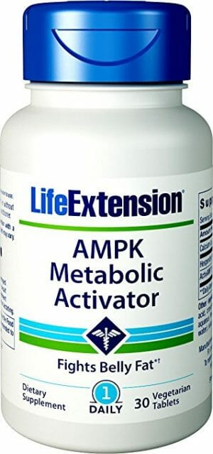 ampk metabolic activator, life extension