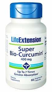 bio-curcumin, curcumin, life extension, antioxidant