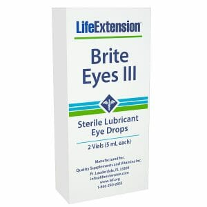 brite eyes 3, life extension, bright eyes, eye drops