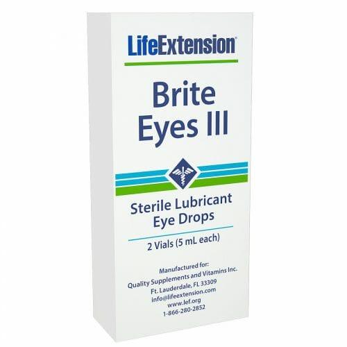 brite eyes 3, life extension, bright eyes, eye drops