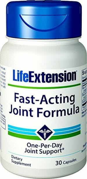 life extension, fast-acting joint formula
