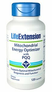 life extension, mitochondrial energy optimizer