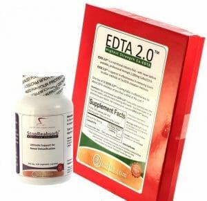 oradix, edta suppositories, activated charcoal, detox, toxin binder, heavy metals