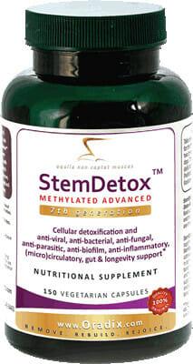 stemdetox, oradix, detox, detoxification