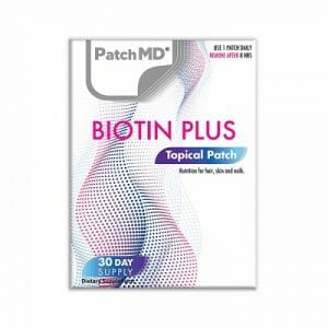 patchmd biotin plus topical patch