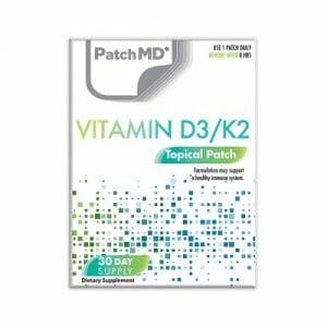patchmd d3/k2 topical patch