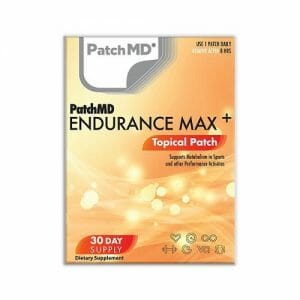 patchmd endurance max plus topical patch