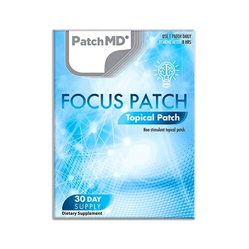 patchmd focus plus topical patch