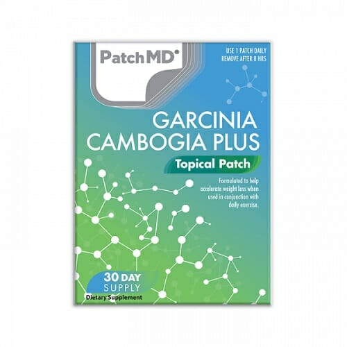 patchmd garcinia cambogia plus topical patch
