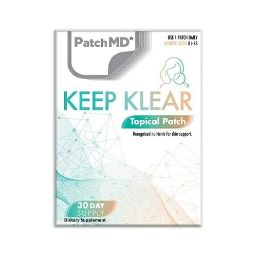 patchmd keep klear topical patch