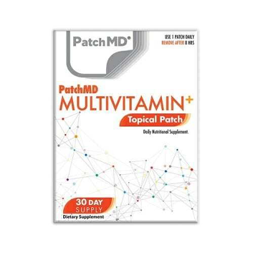 patchmd multivitamin topical patch