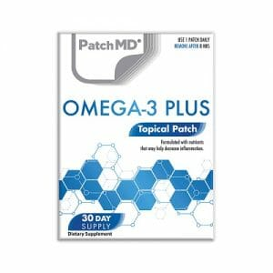 patchmd omega-3 plus topical patch