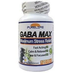 gaba-max, phenyl-gaba, purelife, nootropic, stress, mood, anxiety