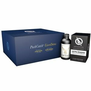 pushcatch, quicksilver scientific, detox