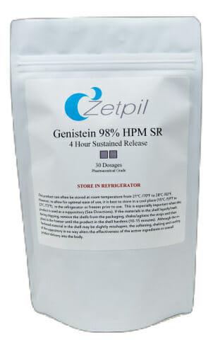 Zetpil Genistein 98%