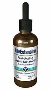 Fast-Acting Liquid Melatonin