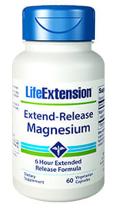 Life Extension Extend Release Magnesium