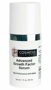 Cosmesis Skin Care Advanced Growth Factor Serum