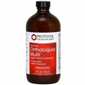 Protocol for Life Balance | OrthoLiquid Multi | P3772 | Phytonutrients