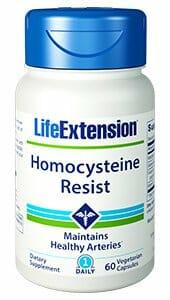 Life Extension Homocysteine Resist