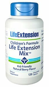 Life Extension | Children's Formula Mix | 02199 | Multivitamin