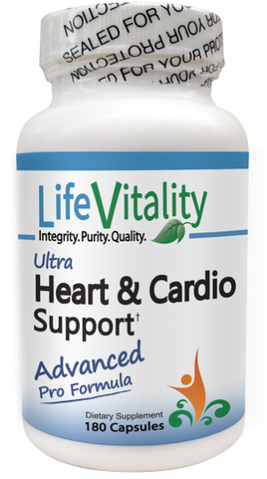 Life Vitality Ultra Heart & Cardio Support
