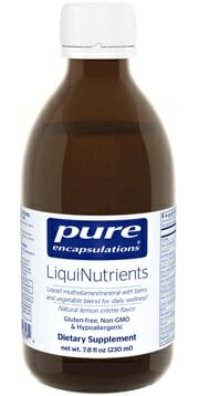 Pure Encapsulations | LiquiNutrients | LQN22 | Hypoallergenic - Multi