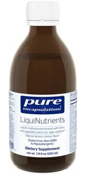 Pure Encapsulations | LiquiNutrients | LQN22 | Hypoallergenic - Multi