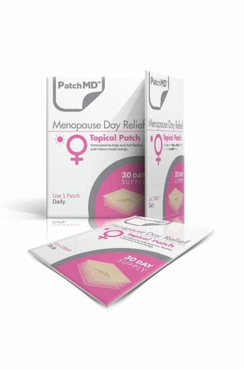 PatchMD | Menopause Day Topical Patch | Energy - Women's Health