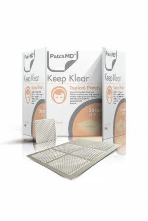 PatchMD | Keep Klear Acne Prevention Topical Patch | KK | Vitamin A