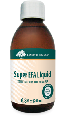 Genestra | Super EFA Liquid | 10503 | Omega-3 - Natural - Fish Oil