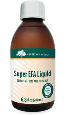 Genestra | Super EFA Liquid | 10503 | Omega-3 - Natural - Fish Oil
