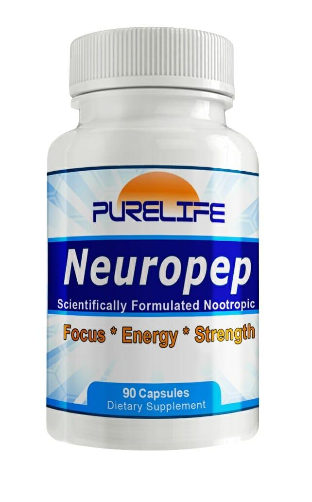 Neuropep Purelife Nootropic Focus Memory Energy