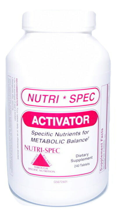 nutri-spec activator