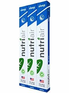 Nutriair | Sleep | na-s | Nutritional Vaporizer - Melatonin - Relax