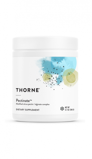 Pectinate | Thorne Research | Detox - Cholesterol - Soluble Fiber
