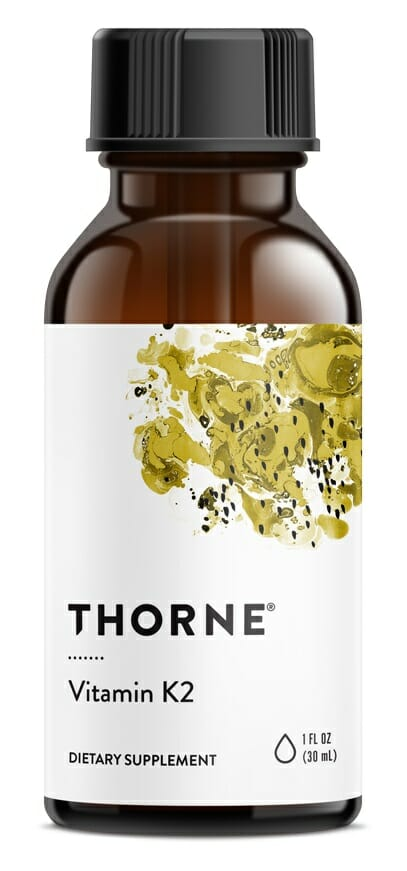 Thorne Research Vitamin K2