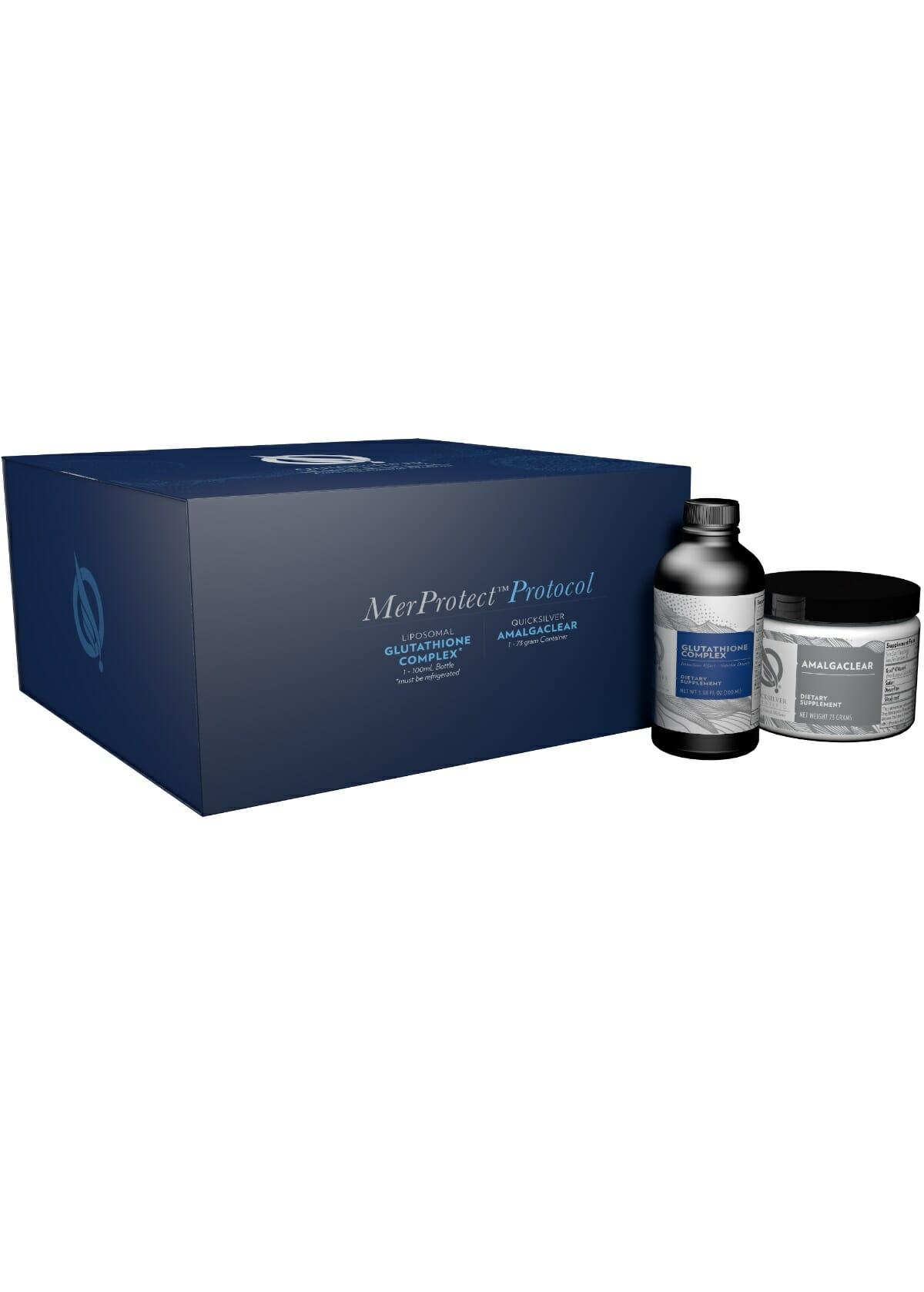 Quicksilver Scientific Merprotect Qsmer Detox