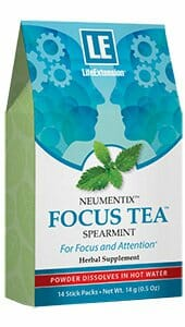 life extension focus tea