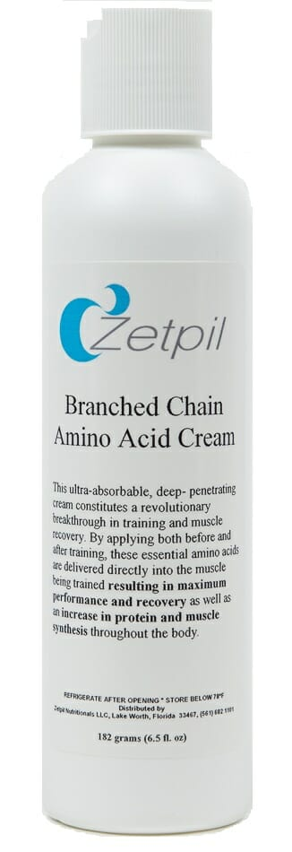 zetpil Branched-Chain Amino Acid Cream