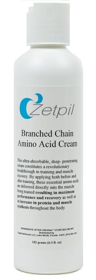 zetpil Branched-Chain Amino Acid Cream