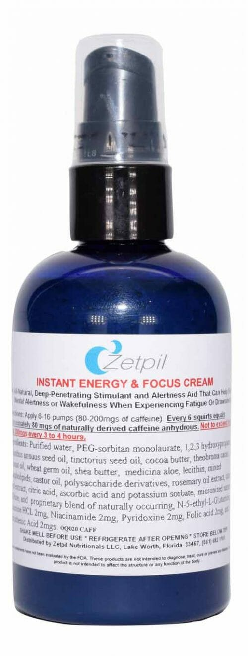 zetpil Instant Energy and focus Formula