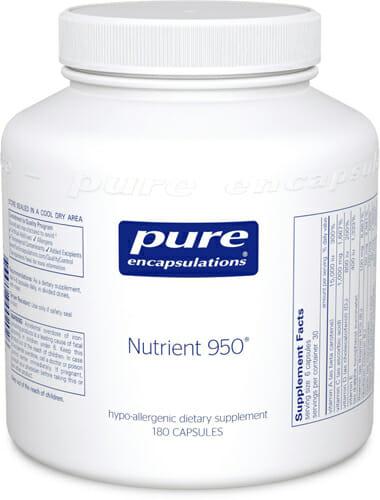 Pure Encapsulations Nutrient 950