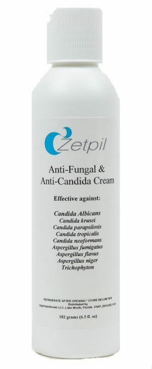 Zetpil Anti-Fungal Anti-Candida Ultra Absorbable Deep Penetrating Cream