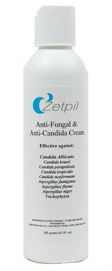Zetpil Anti-Fungal Anti-Candida Ultra Absorbable Deep Penetrating Cream