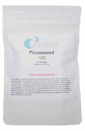 Zetpil Piceatannol Suppositories