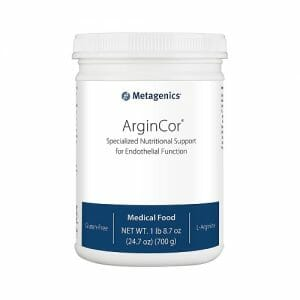 ArginCor | Metagenics | Blood Flow - Nitric Oxide - L-Arginine