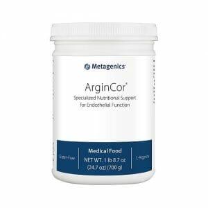 ArginCor | Metagenics | Blood Flow - Nitric Oxide - L-Arginine