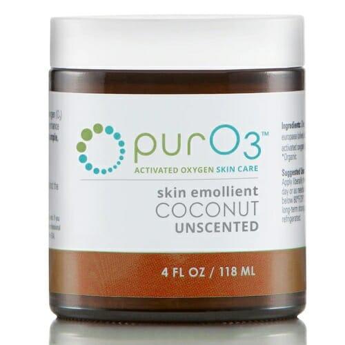 Organic Ozonated Coconut Oil | PurO3 | MCT - Ozone - Skin Care