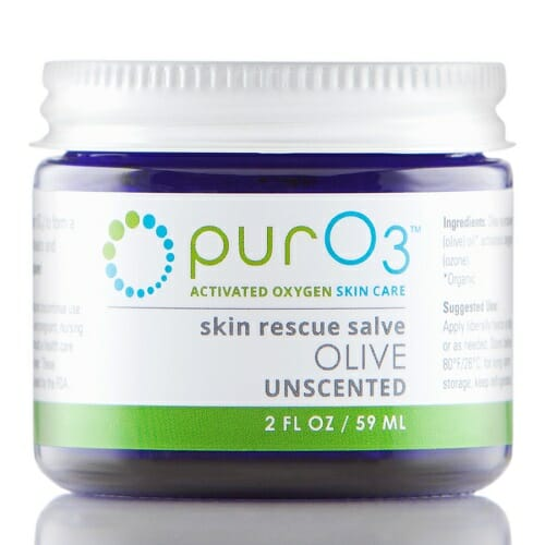Ozonated Olive Oil   PurO3   Skin Care - Ozone - Antioxidant